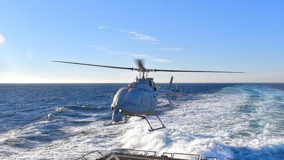 Navy Helicopter Drone Completes First Round of Testing