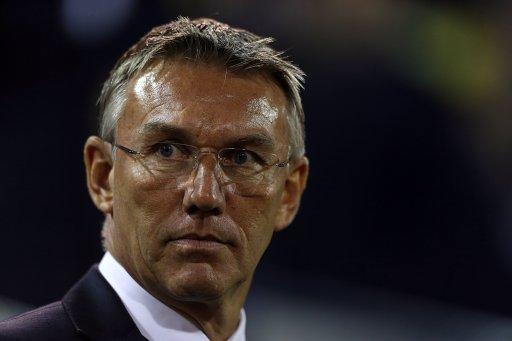 Nigel Adkins is under pressure at Southampton