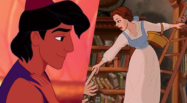 Did Disney Hint At 'Aladdin' In The Opening Scene Of 'Beauty And The Beast'? This Fan Theory Sure Is Convincing
