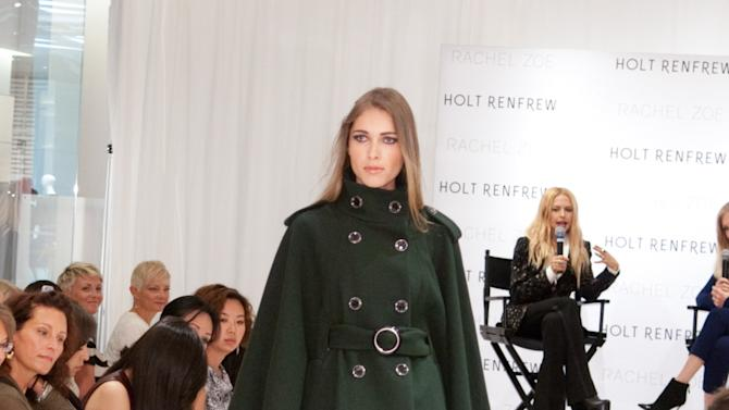 Stylist Rachel Zoe Makes  Personal Appearance At Holt Renfrew, Vancouver