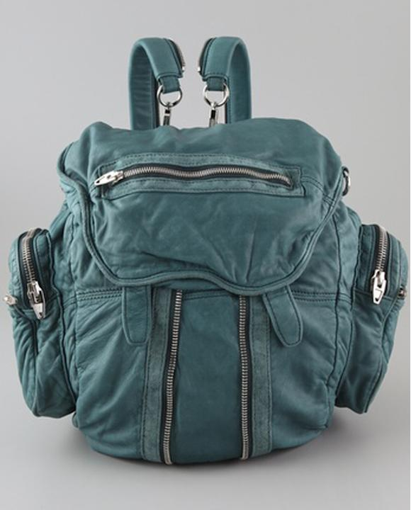 Alexander Wang Marti Convertible Backpack, $850, at Shopbop