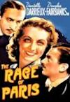 Poster of The Rage of Paris