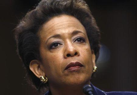 Lynch inherits civil rights probes from Holder as U.S. attorney general