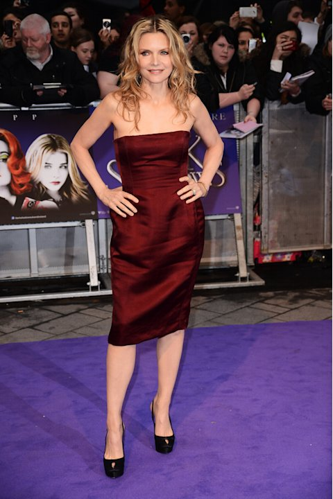 Dark Shadows - UK Premiere - Outside Arrivals