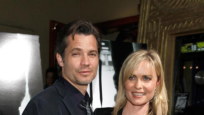 The Crazies LA Screening 2010 Timothy Olyphant Radha Mitchell