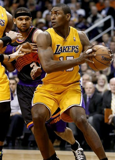 Suns rally to beat Lakers in Nash's return for LA