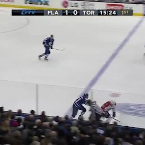 Florida Panthers at Toronto Maple Leafs - 12/17/2013