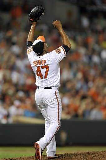 Orioles use 5-run 6th to beat Red Sox 5-3
