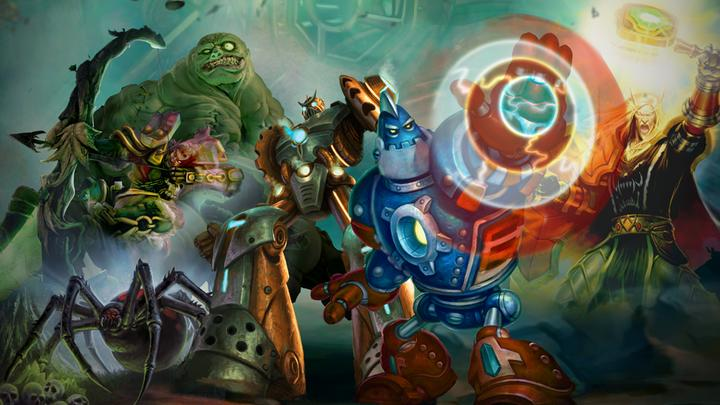 If the Avengers were in Hearthstone they'd look like this