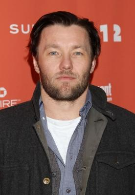 Joel Edgerton arrives at the 'Wish You Were Here' premiere held at Library Center Theater during the 2012 Sundance Film Festival in Park City, Utah on January 19, 2012 -- Getty Images