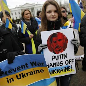Congress Set To Take 1st Steps On Ukraine, Russia