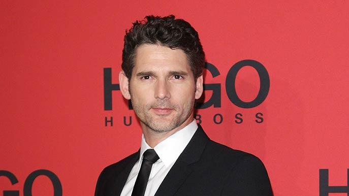 Eric Bana Fashion Week