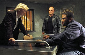Glenn Close, Michael Chiklis and Anthony Anderson
