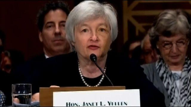 Stocks get boost from potential Yellen nomination