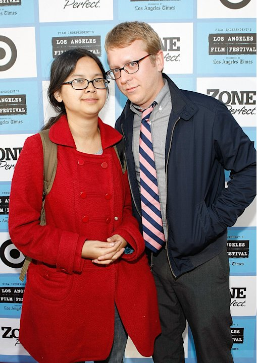 Los Angeles Film Festival 2009 Charlyne Yi Nicholas Jasenovec