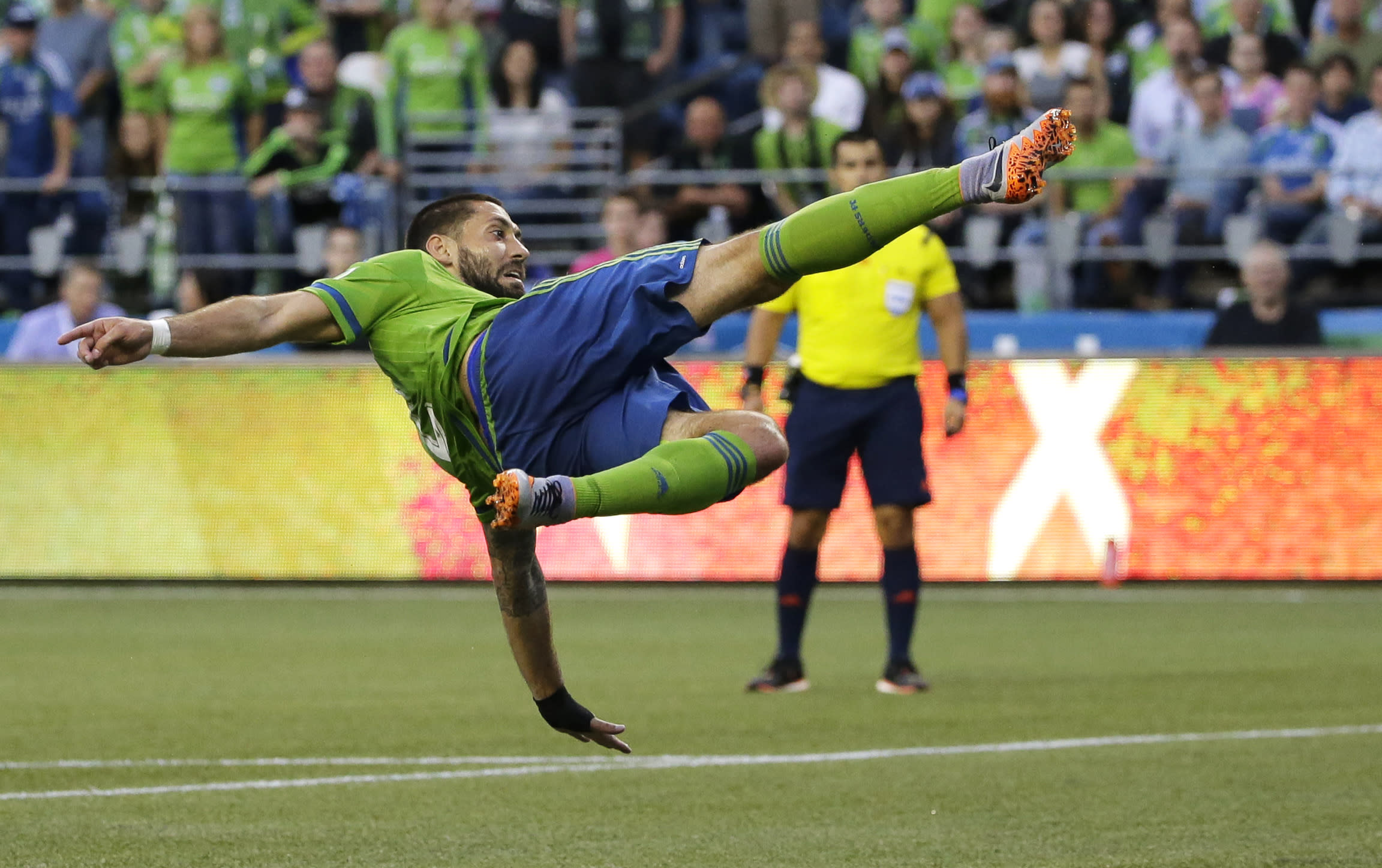 Dempsey, Bedoya left off US roster for European exhibitions