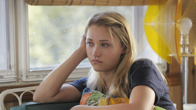 "Emily Osment in ""Cyberbully"""