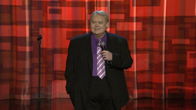 Louie Anderson Performs Standup