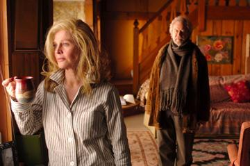 Julie Christie and Gordon Pinsent in Lionsgate Films' Away From Her