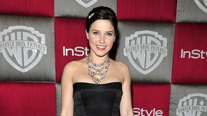 Sophia Bush arrives at the InStyle/Warner Bros. after party for the 66th Annual Golden Globe Awards held at the Oasis Court at the Beverly Hilton Hotel on January 11, 2009 in Beverly Hills, California.