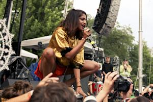 M.I.A. Threatens to Leak New Album