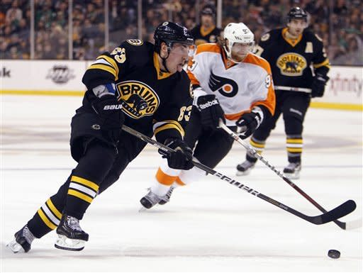 Bruins blow 2-0 lead but take shootout for 3-2 win