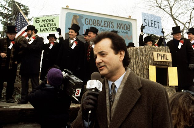 100 Movies Gallery 2009 Groundhog Day