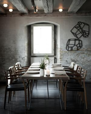 Chef René Redzepi's restaurant Noma in Copenhagen was named the world's best restaurant in London Monday, for the third year in a row.