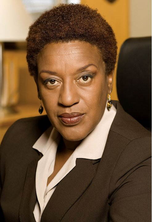 CCH Pounder stars as Detective Claudette Wyms in The Shield.