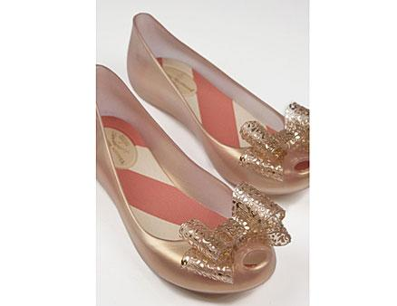 Jelly Bow Flats