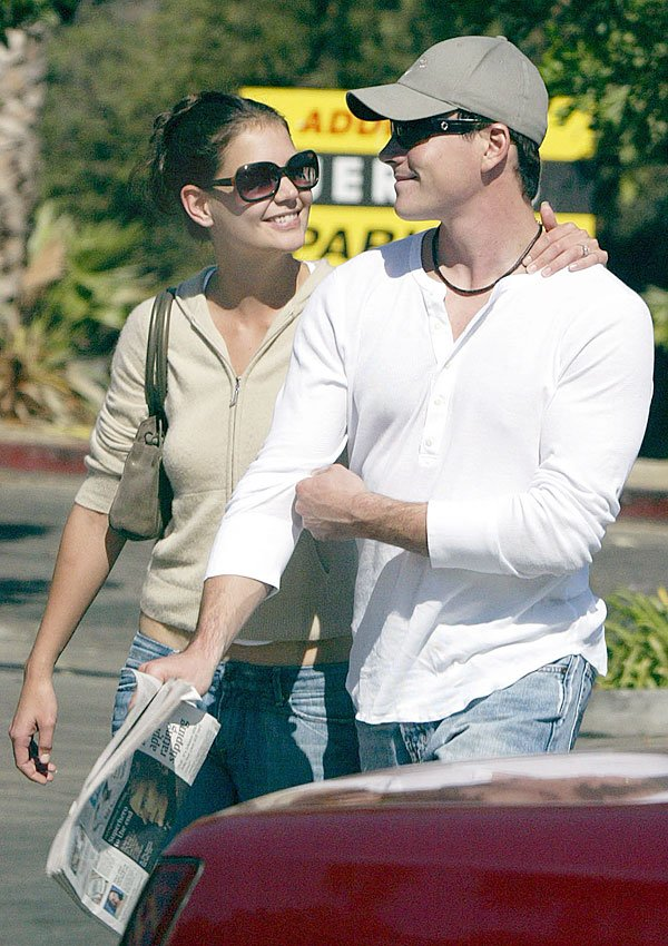 Katie Holmes' Secret 'Sexy' Meetings With Ex-Fiancé Chris Klein — Report