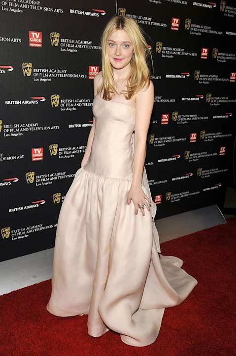Fanning Dakota BAFTALA