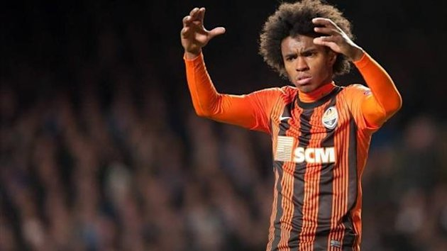 Saison 2012/2013: Willian