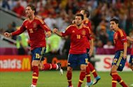 Love them or hate them, Spain have the nerve of champions