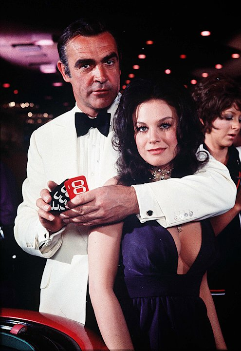 Bond Girls Gallery 2008 Diamonds Are Forever Lana Wood