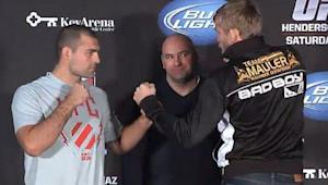 Shogun Rua vs. Alexander Gustafsson Winner Gets Next UFC Light Heavyweight Title Shot