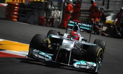 F1: Schumacher To Retire