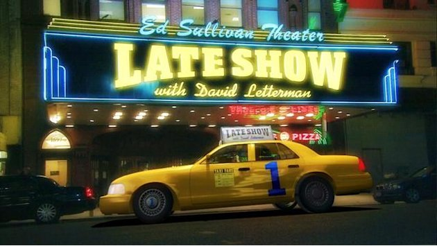 David Letterman - Top Ten …