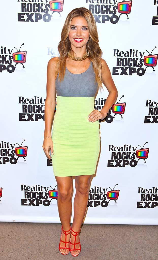 Audrina Patridge Reality Rocks
