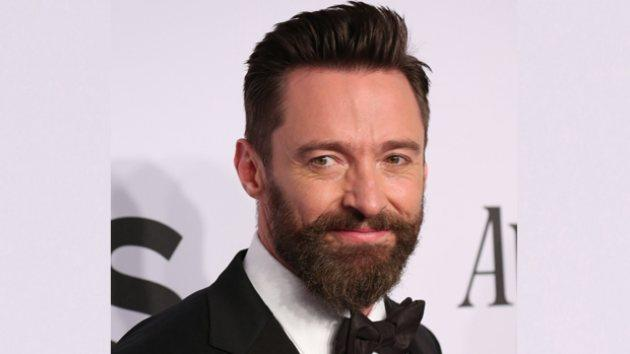 Hugh Jackman on the red carpet at the 68th annual Tony Awards at Radio City Music Hall, June 8, 2014, New York City -- Getty Images