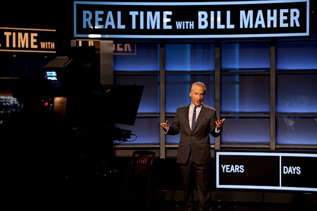 Bill Maher in &quot;Real Time with Bill Maher.&quot; 