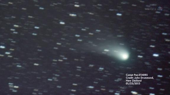 Bright Comet Set for Dazzling Sky Show this Month