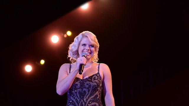 Megan Hilty: I Just Want To Make People Laugh