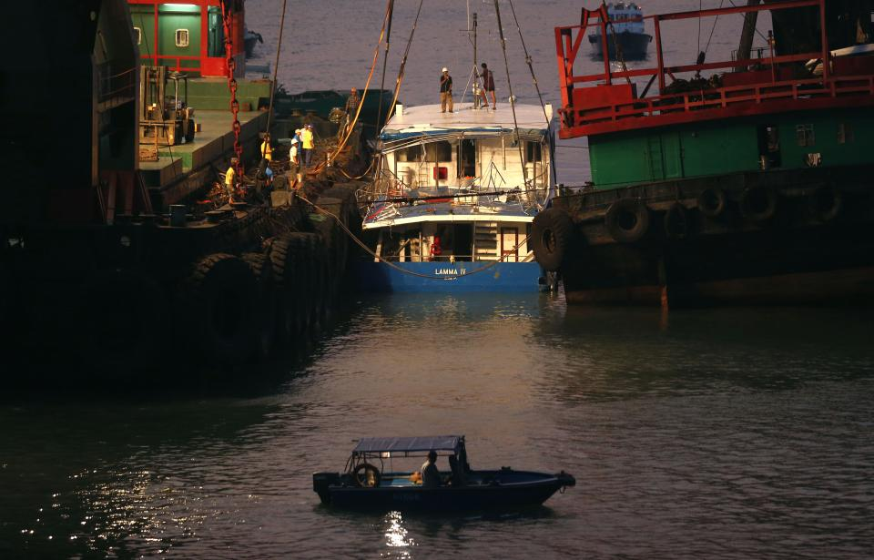 HK firm says ferry in tragedy passed inspection