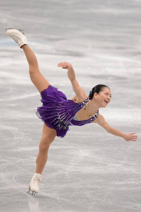 82nd All Japan Figure Skating Championships - Day Two