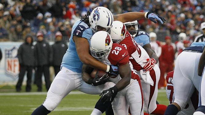 5 things to know as Cards beat Titans 37-34 in OT