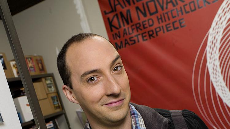 Tony Hale stars as Simon in Andy Barker, P.I.