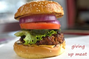 giving up meat how to why 06172011