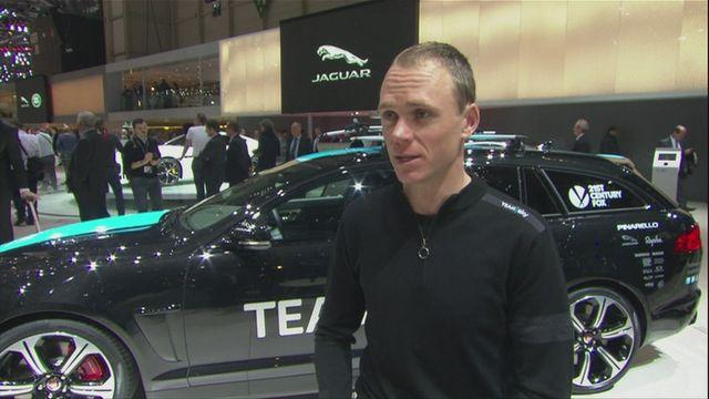 Froome hopes to retain Tour de France crown [AMBIENT]