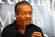 Dr M says 'racist' Kit Siang wants to pit Chinese against Malays